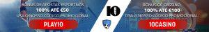10Bet codigo promocional apostas deportivas e cassino