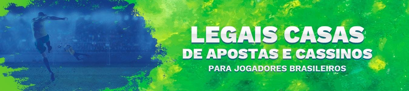 apostas legais no Brazil