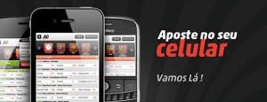 Apostas online mobile