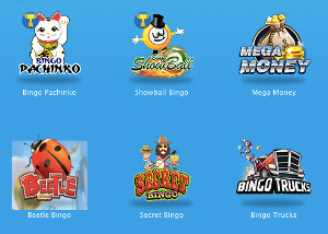 Jogar bingo online grátis