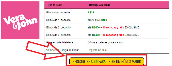 registro no casino