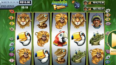 Amazonia Fantasy online grátis