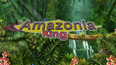 Amazonia King caça níquel