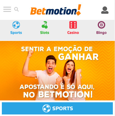 Betmotion mobile
