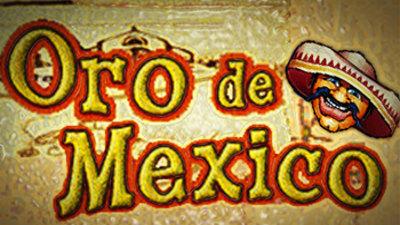 Oro de México Caça Níquel