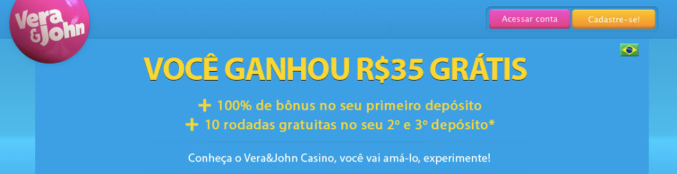 casinos online com bonus de registo