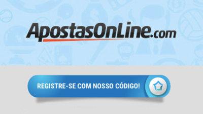 Código Bônus Apostas Online