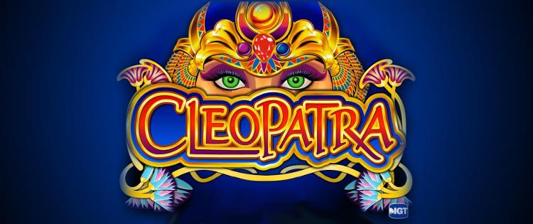 Caça niquel Cleopatra