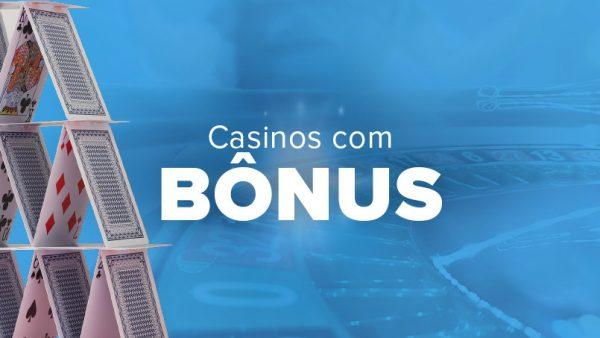 casinos com bonus brasil