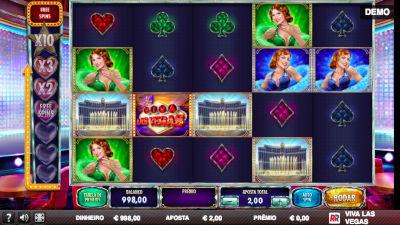 Jogos caça níquel Viva las Vegas