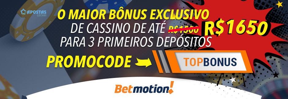 promocode betmotion