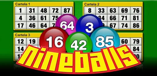 Nine balls bingo grátis