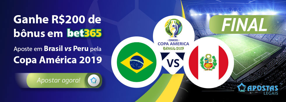 Final Copa America 2019 Prognósticos e expectativas Brasil – Peru