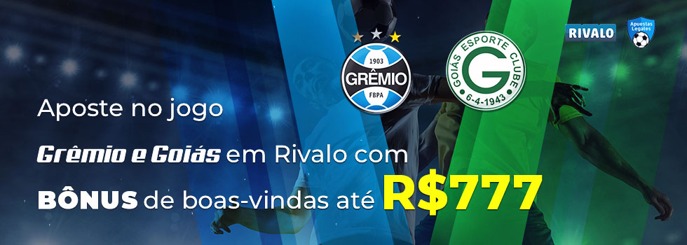 Grêmio e Goiás prognóstico