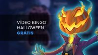 video bingo halloween