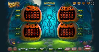Halloween Bingo Dicas