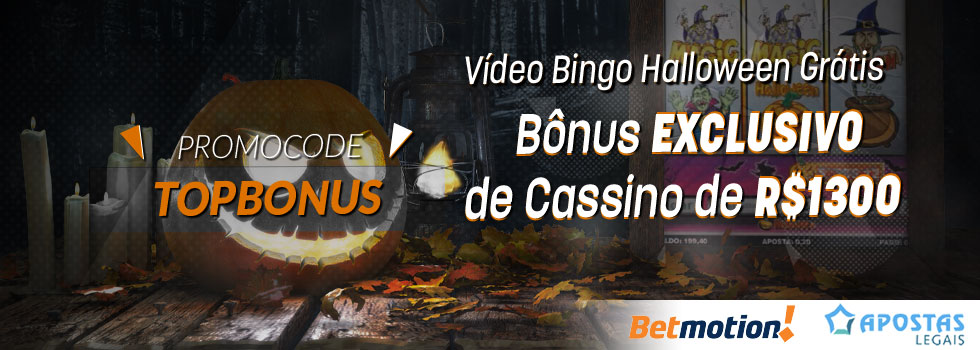 Video Bingo Halloween Gratis