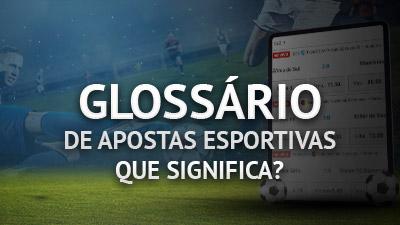 Dicionário de Apostas Esportivas – Glossário