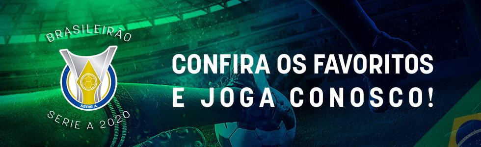 Série A Brasileirão 2020 Classificação e Favoritos