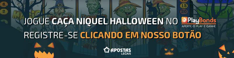 joga Caça Niquel Halloween