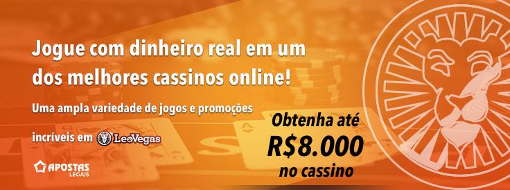 Leo Vegas Casino Código Promocional