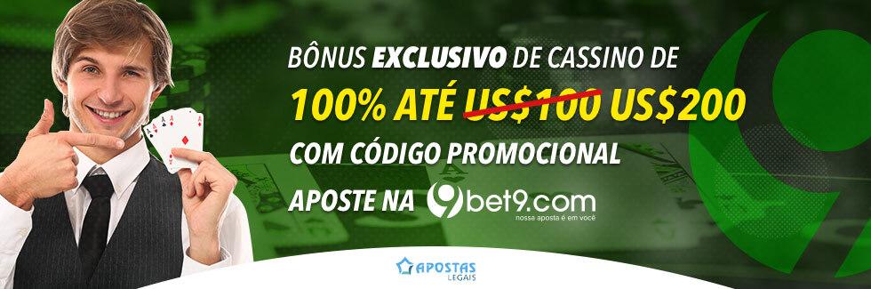 codigo de bonus bet9