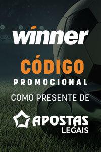 código de bónus winner casino
