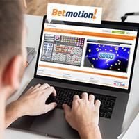 betmotion show ball III
