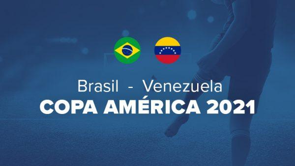 Brasil x Venezuela 2021