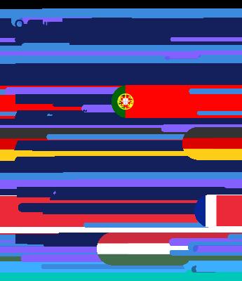 """Euro é uma """"Copa do Mundo"""" sem Brasil e Argentina"""