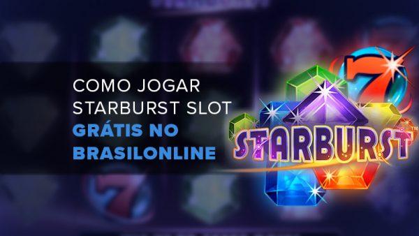 starburst como jogar